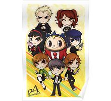Persona 4 Poster Poster