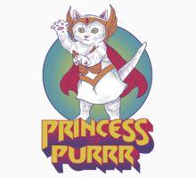 Princess of Purrr One Piece - Short Sleeve