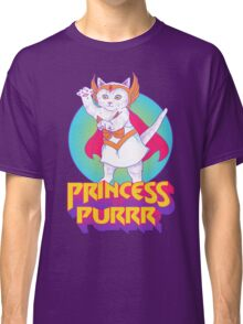Princess of Purrr Classic T-Shirt