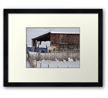 Christmas Card Collection #6 Framed Print
