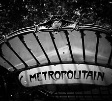 Paris metro by Tatianaphoto