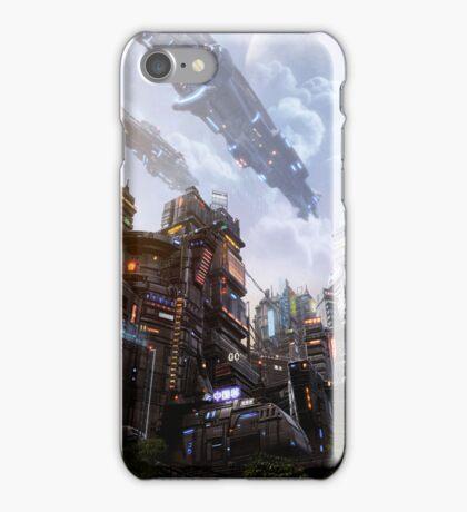 Sci Fi  iPhone Case/Skin