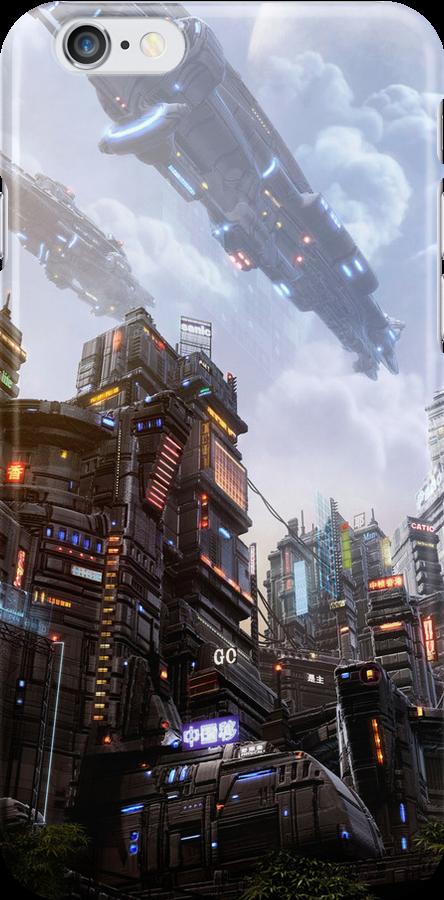 Sci Fi  by LancePorter