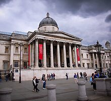 The National Gallery by Chris Butler