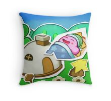Milkyway Wishes Throw Pillow