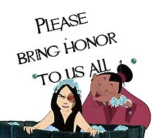 Zuko brings honor! by Simoneslove