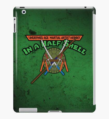 Heroes in a half shell - iPad Case iPad Case/Skin