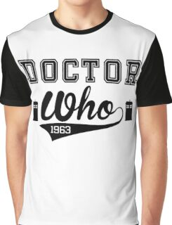 DOCTOR WHO EST. 1963 Graphic T-Shirt