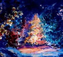 Fairy Tree by Varvara Drokova