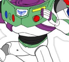 Buzz Lightyear Sticker