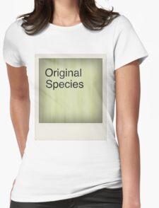 Original Species Womens Fitted T-Shirt