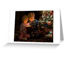 Christmas Magic Greeting Card