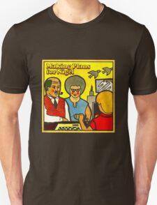 XTC Making Plans for Nigel T-Shirt
