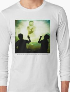 The Second Coming Long Sleeve T-Shirt
