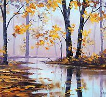 Autumn Splendor by Graham Gercken