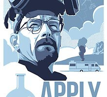 Breaking Bad- Apply Yourself by rafeno