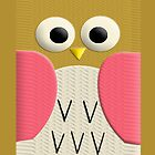 Cute Retro Kawaii Owl cartoons - iPhone 5, iphone 4 4s, iPhone 3Gs, iPod Touch 4g case by Pointsale store.com