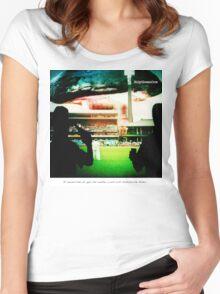 Got the Zinc Cream? Women's Fitted Scoop T-Shirt