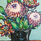 2013 calendar of flowers2Ⓒ by artist Elizabeth Moore Golding by Elizabeth Moore Golding