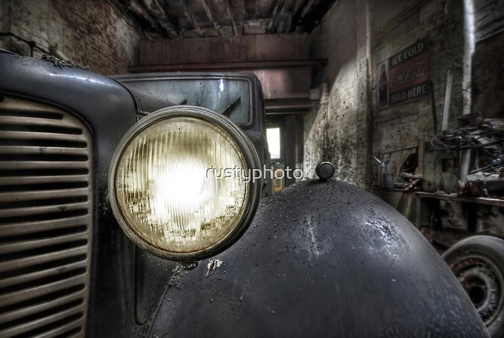 Al Capone's Garage by rustyphoto