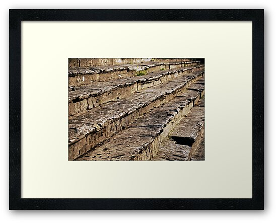 Arezzo Stairs by Rae Tucker