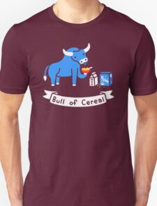 Bull of Cereal T-Shirt