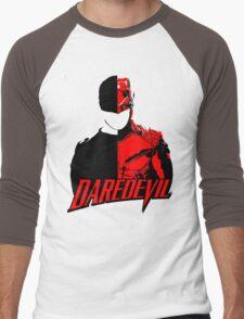 Daredevil Men's Baseball ¾ T-Shirt