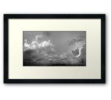 ©HCS Monochrome I Framed Print
