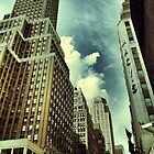 Looking up 7th Avenue by SylviaS