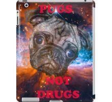 Pugs Not Drugs iPad Case/Skin