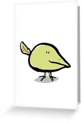 pacbird by greendeer