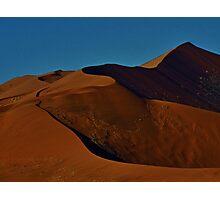 Soussusvlei- Namib Desert Photographic Print