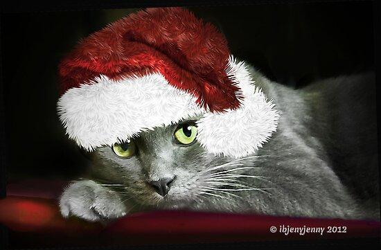 A Monkey's First Christmas by ibjennyjenny
