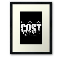 Low cOST Framed Print