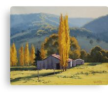Tarana Farm Canvas Print