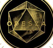 odesza design - light Sticker