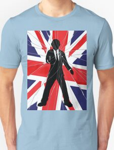 Made In Britain: James Bond, 007 Unisex T-Shirt