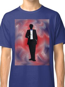 Made In Britain: Doctor Who Classic T-Shirt