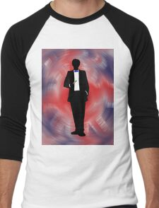 Made In Britain: Doctor Who Men's Baseball ¾ T-Shirt