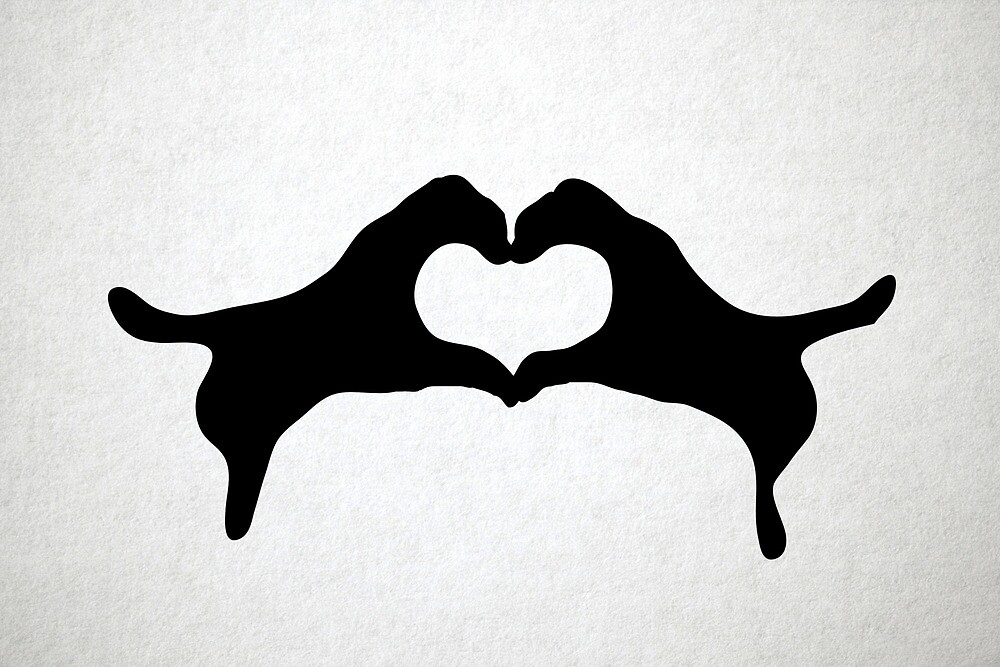 Rorschach Heart by Yincinerate