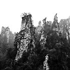 Tianzishan by Yincinerate