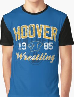 Hoover Wrestling 3 Graphic T-Shirt