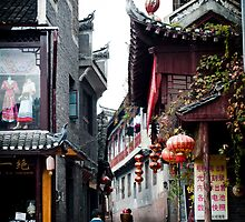 Back Streets of China by Yincinerate