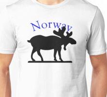 Norway Moose Unisex T-Shirt