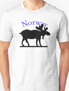 Norway Moose T-Shirt