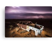Better Days - Great Victoria Desert, Wa Canvas Print