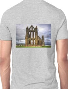 Whitby Abbey Remains Unisex T-Shirt