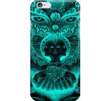 UV Meltdown  iPhone Case/Skin