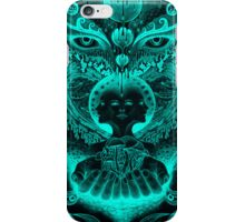 UV Meltdown  iPhone Case/Skin
