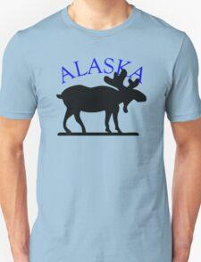 Alaska Moose Unisex T-Shirt